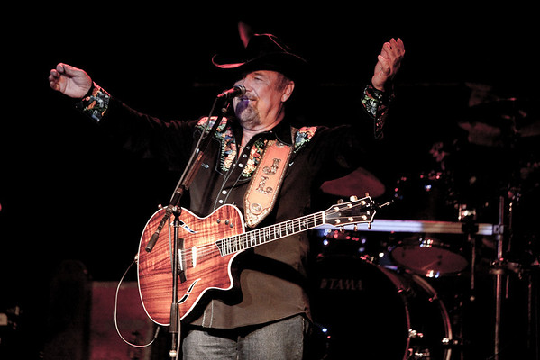 Johnny Lee at the Dixie