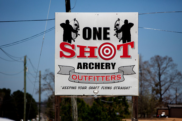 One Shot Archery