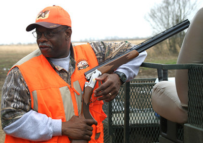 Quail Hunting with Sylvester Croom
